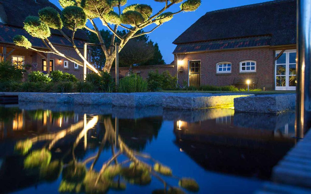 Inspiratie voor een zwemvijver in uw tuin - De Groot Hoveniers