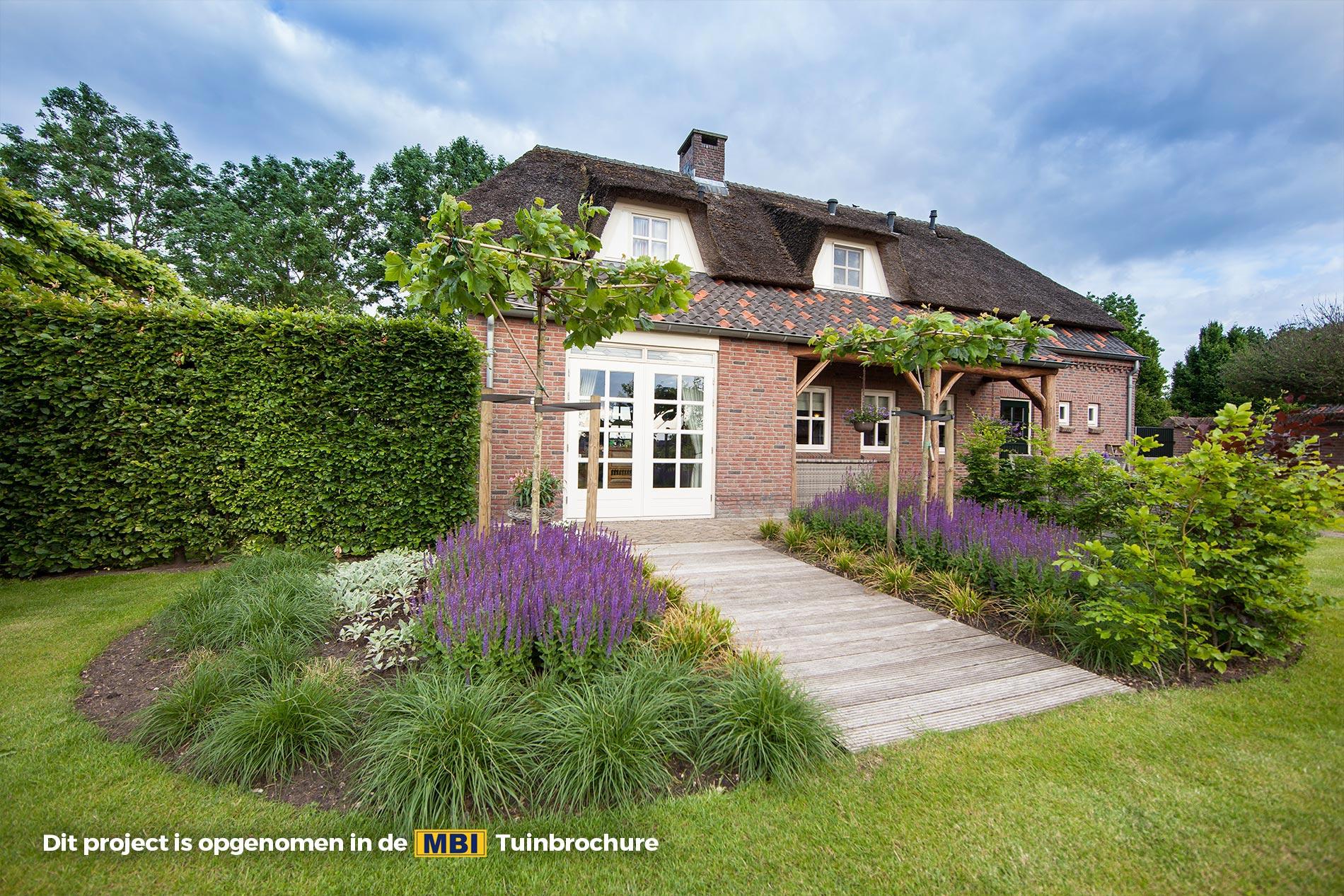 De groot hoveniers hoveniersbedrijf voor tuininspiratie
