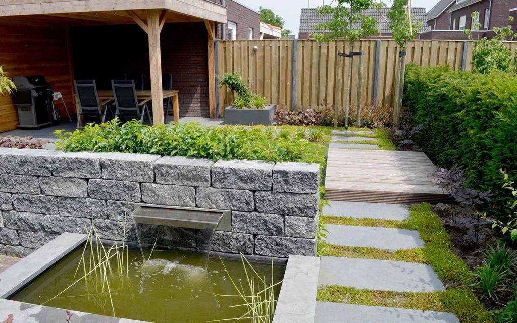 Inspiratie voor water in uw tuin de groot hoveniers