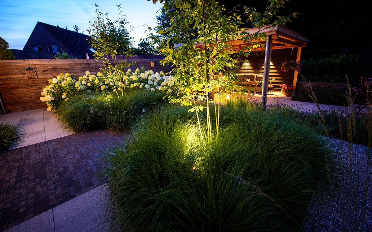 De Groot Hoveniers Tuinen tuin verlichting