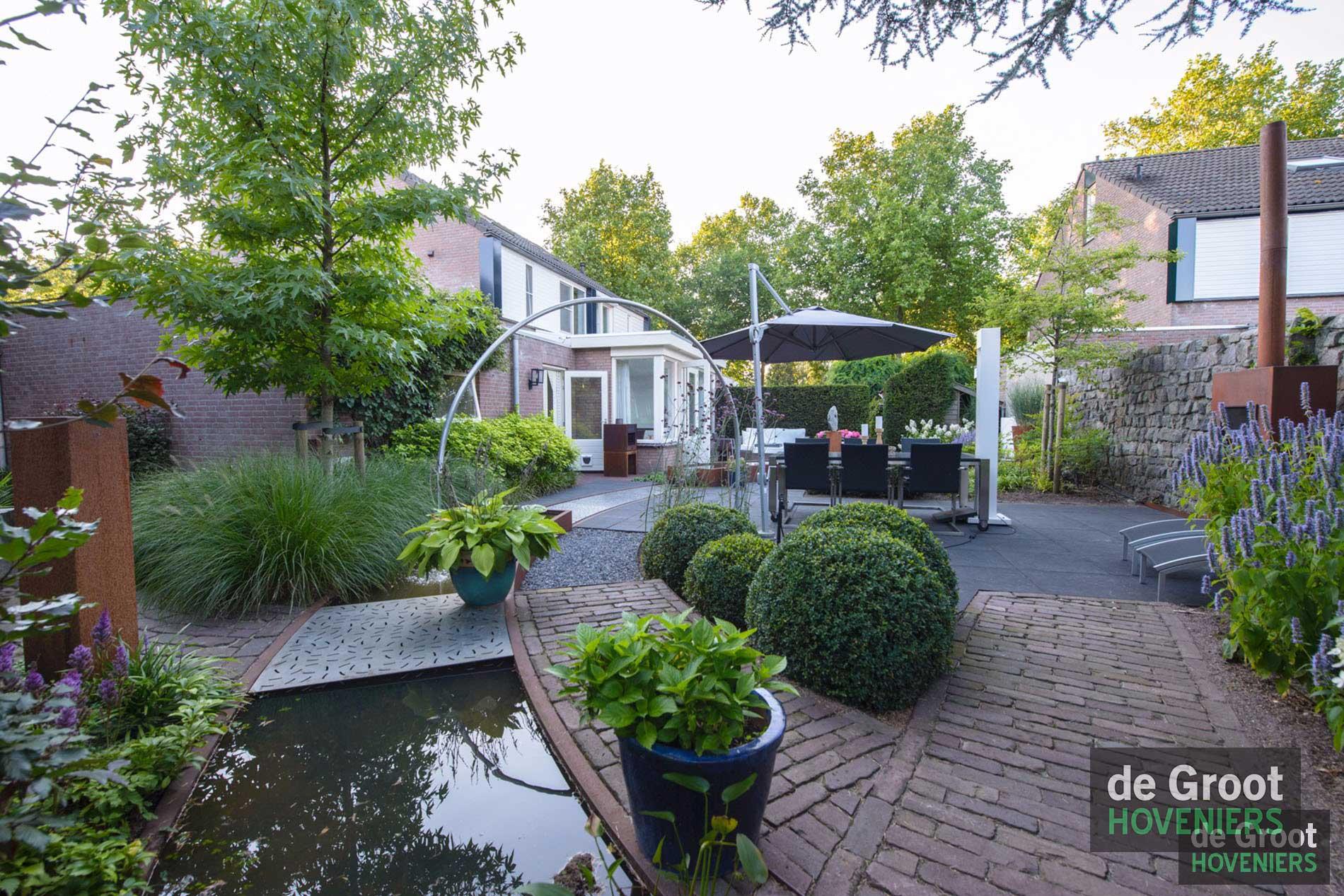 Tuinstijlen verschillende stijlen tuinen aangelegd door de groot