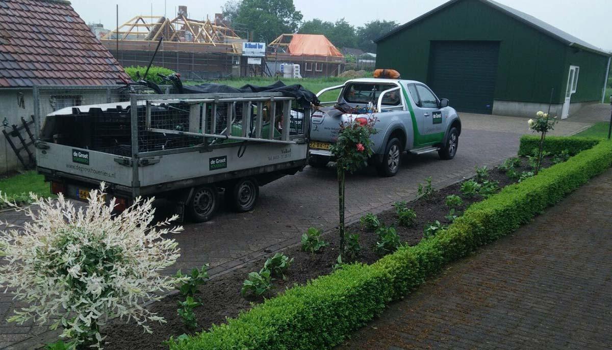 Al het onderhoud van januari voor je tuin in onze tuintips de