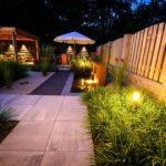 Verlichting tuin