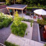 tuin aanleg van dijk