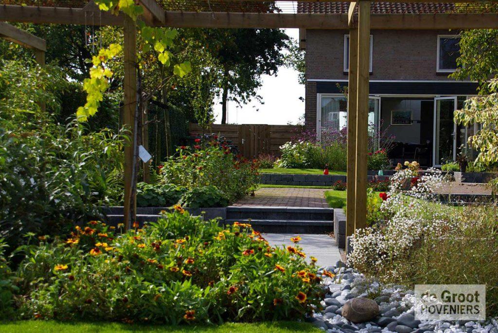 Beplantingsplan Natuurlijke Tuin : Een natuurlijke tuin wordt steeds populairder de groot hoveniers