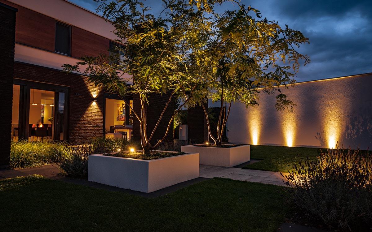 tuinadviesavond verlichting de groot hoveniers