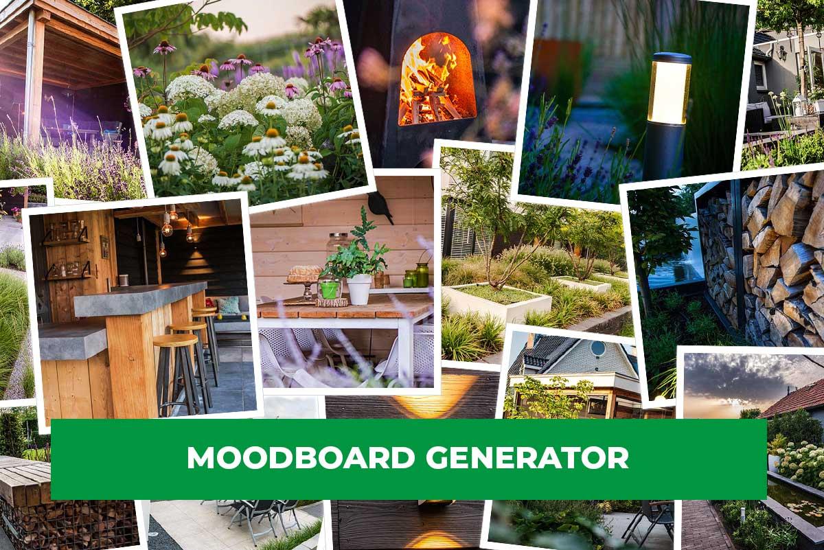Moodboard-generator