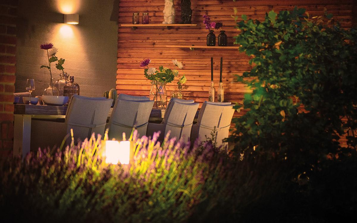 Tuinadviesdag sfeer in de tuin